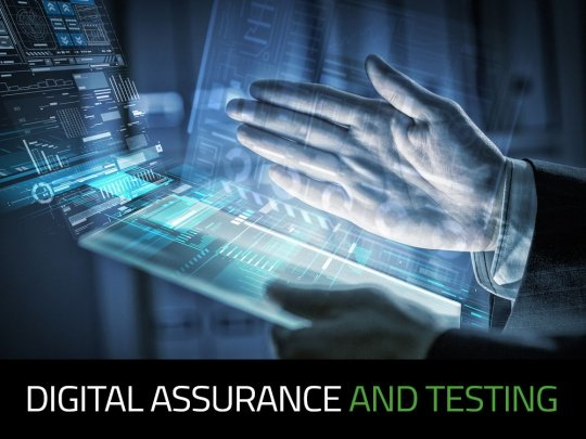 DIGITAL ASSURANCE AND TESTING