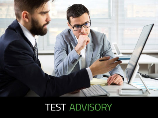 Test Advisory Services
