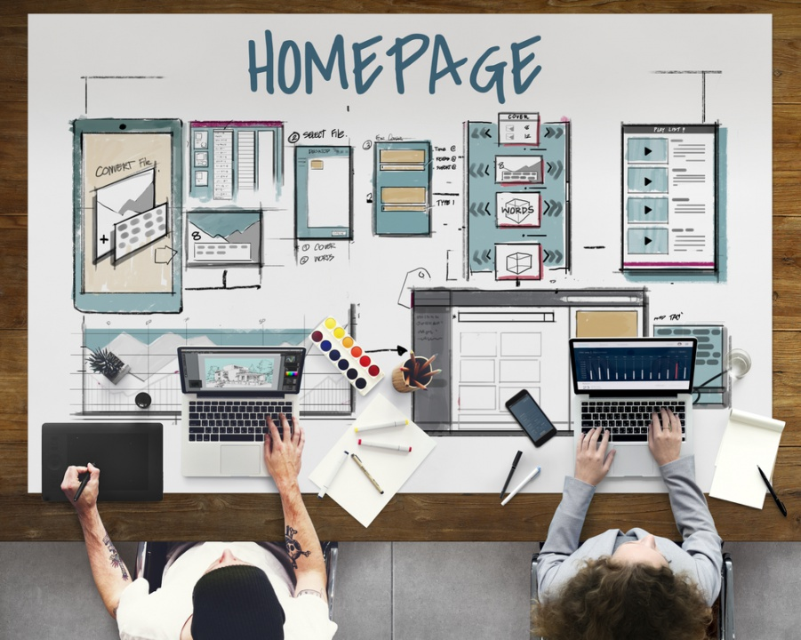 Website Refurbishment and Design